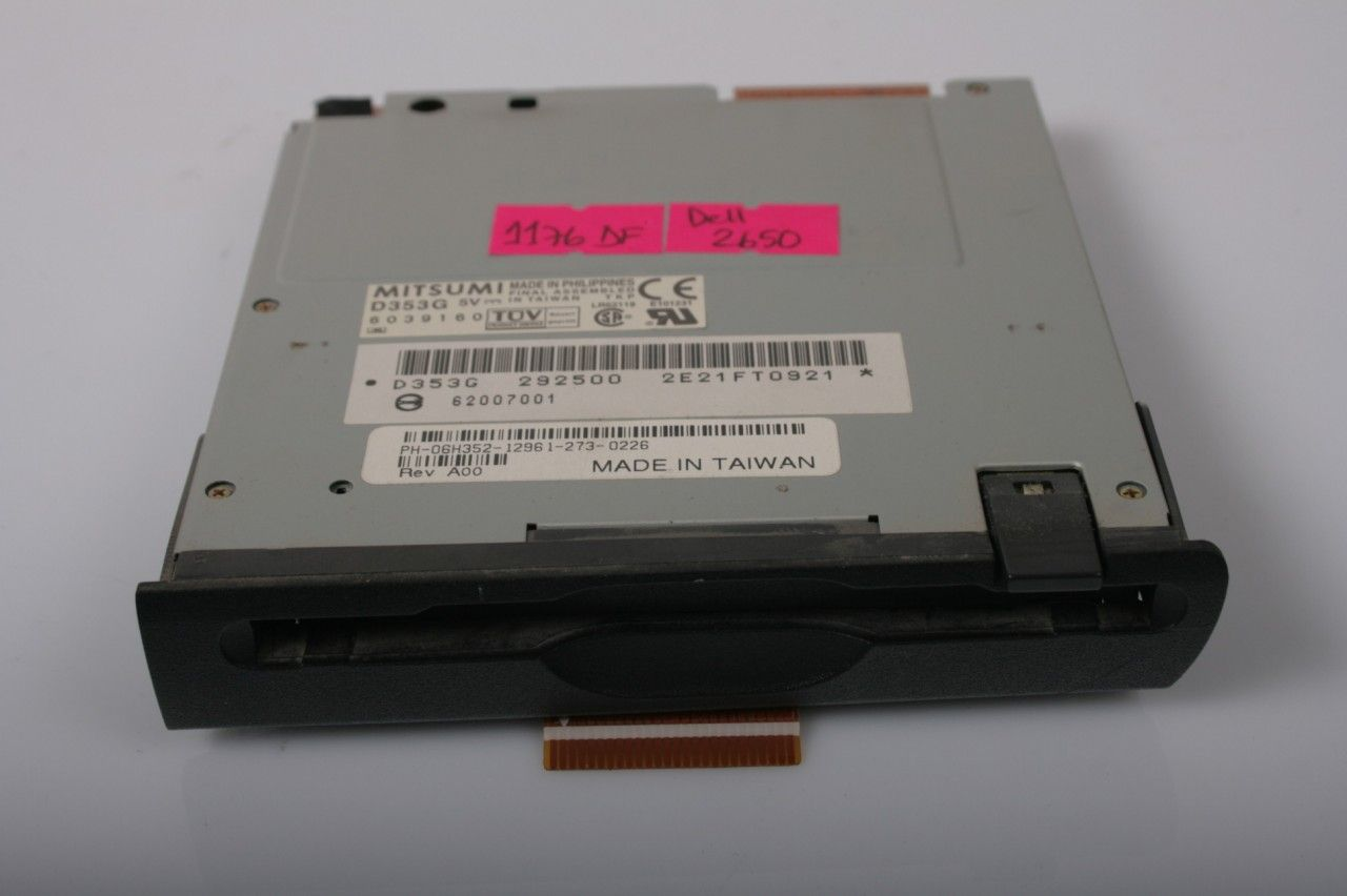 DELL Inspiron 2600 2650 Mitsumi Floppy Disc Drive 06H352