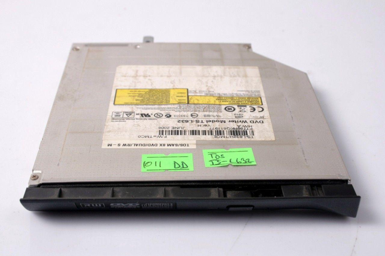 TOSHIBA Satellite L-632 DVD/Rw TS-L632