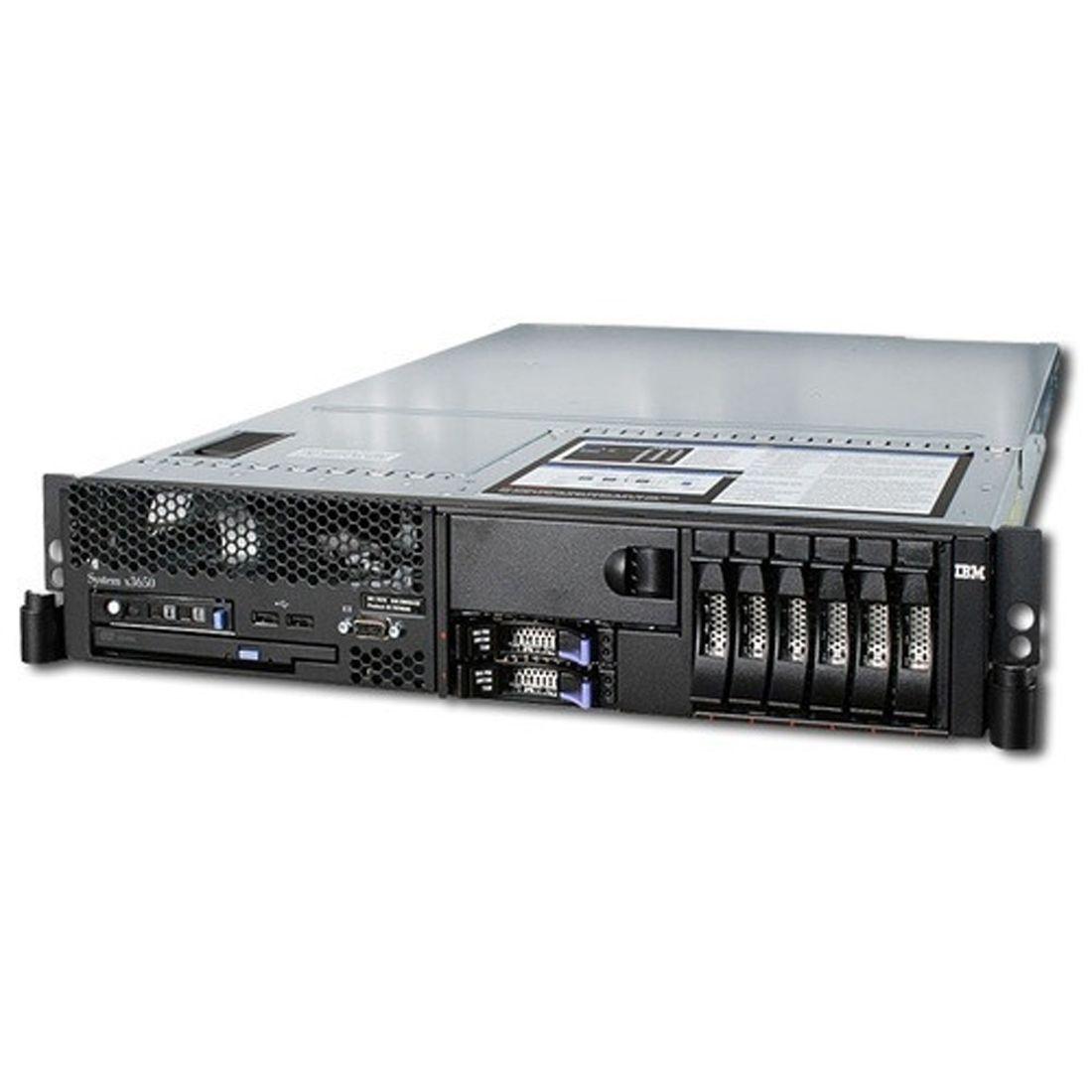 IBM SYSTEM X3650 M1 Server 2 x Intel Xeon E5440 2.83Ghz. CPU + 4GB Ram